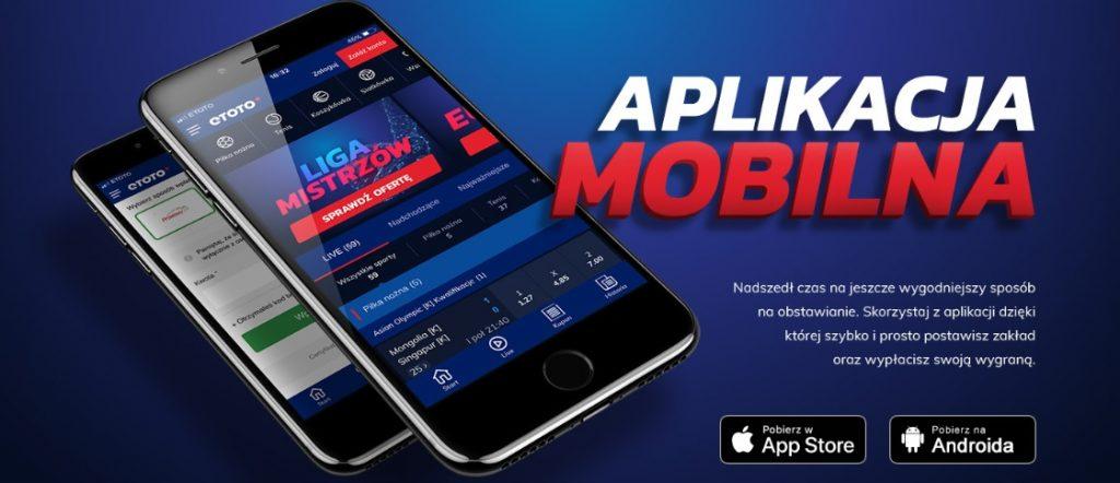 Aplikacja Etoto na Android i iOS
